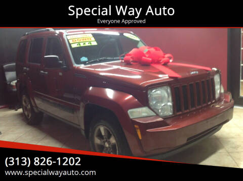 2008 Jeep Liberty for sale at Special Way Auto in Hamtramck MI