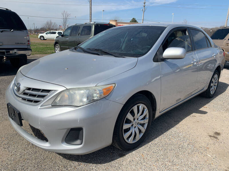2013 Toyota Corolla for sale at Safeway Auto Sales in Horn Lake MS