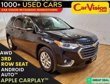 2019 Chevrolet Traverse for sale at Car Vision Buying Center in Norristown PA