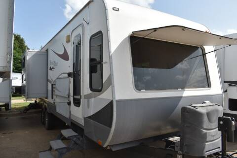 2012 Open Range  Mesa Ridge 285MB for sale at Buy Here Pay Here RV in Burleson TX