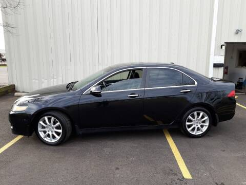 2008 Acura TSX for sale at C & C Wholesale in Cleveland OH