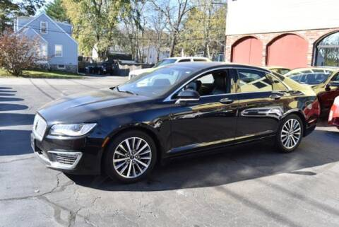 2020 Lincoln MKZ for sale at Absolute Auto Sales, Inc in Brockton MA