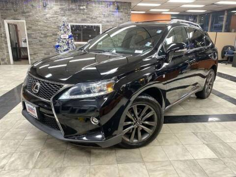 2015 Lexus RX 350 for sale at Sonias Auto Sales in Worcester MA