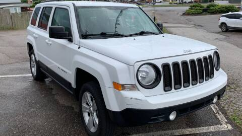 2014 Jeep Patriot for sale at Edens Auto Ranch in Bellaire OH