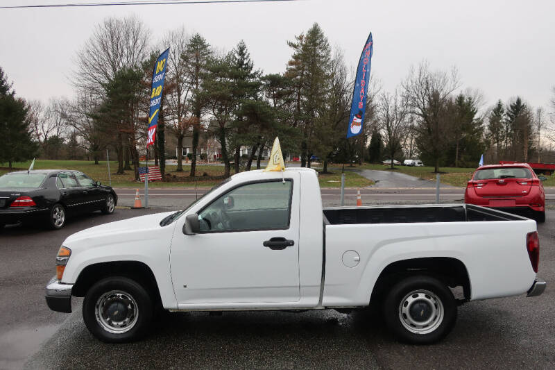 2006 Chevrolet Colorado for sale at GEG Automotive in Gilbertsville PA