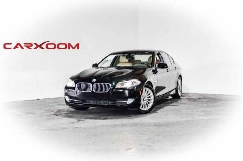 2011 BMW 5 Series for sale at CarXoom in Marietta GA