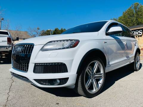 2013 Audi Q7 for sale at Classic Luxury Motors in Buford GA