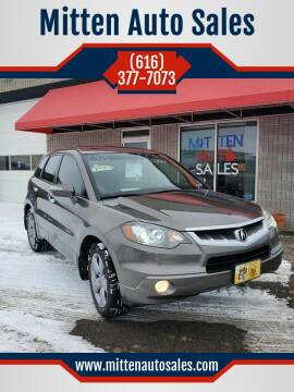 2008 Acura RDX for sale at Mitten Auto Sales in Holland MI