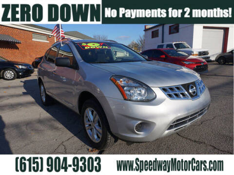 2015 Nissan Rogue Select for sale at Speedway Motors in Murfreesboro TN