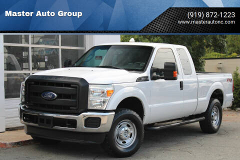 2016 Ford F-250 Super Duty for sale at Master Auto Group in Raleigh NC