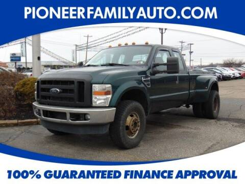 2009 Ford F-350 Super Duty for sale at Pioneer Family auto in Marietta OH