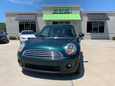 2010 MINI Cooper for sale at Cross Motor Group in Rock Hill SC