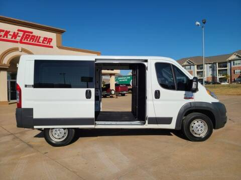 2017 RAM ProMaster Cargo for sale at TRUCK N TRAILER in Oklahoma City OK