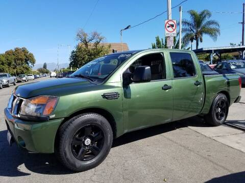 2004 Nissan Titan for sale at Olympic Motors in Los Angeles CA