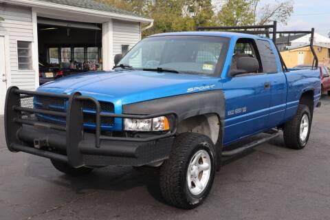 2001 Dodge Ram Pickup 1500 for sale at Randal Auto Sales in Eastampton NJ