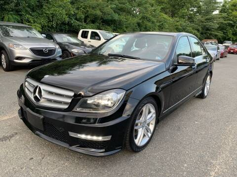 2012 Mercedes-Benz C-Class for sale at Dream Auto Group in Dumfries VA