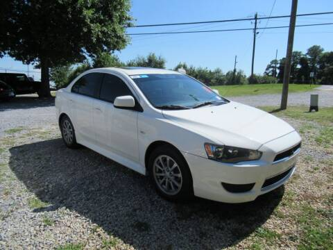 2012 Mitsubishi Lancer for sale at Dallas Auto Mart in Dallas GA