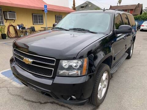 2011 Chevrolet Suburban for sale at Auto Ave in Los Angeles CA