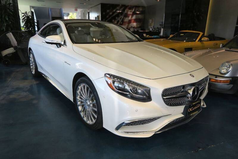 2015 Mercedes-Benz S-Class for sale at OC Autosource in Costa Mesa CA