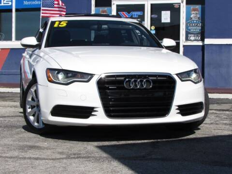 2015 Audi A6 for sale at VIP AUTO ENTERPRISE INC. in Orlando FL