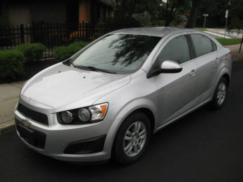2015 Chevrolet Sonic for sale at Top Choice Auto Inc in Massapequa Park NY