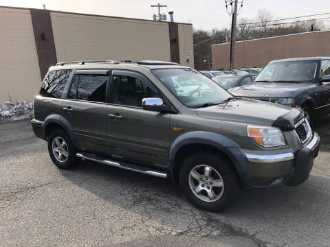 2008 Honda Pilot for sale at Matrone and Son Auto in Tallman NY