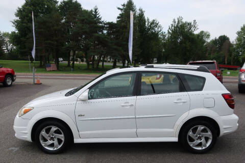 2006 Pontiac Vibe for sale at GEG Automotive in Gilbertsville PA