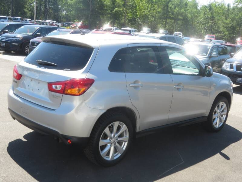 2015 Mitsubishi Outlander Sport AWD ES 4dr Crossover - Concord NH