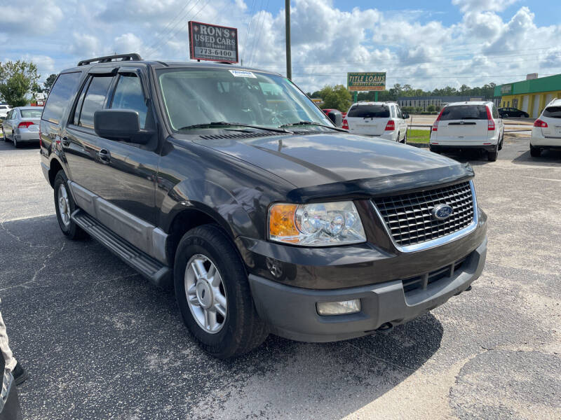 2006 Ford Expedition for sale at Ron's Used Cars in Sumter SC