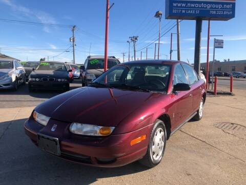2002 Saturn S-Series for sale at Nationwide Auto Group in Melrose Park IL