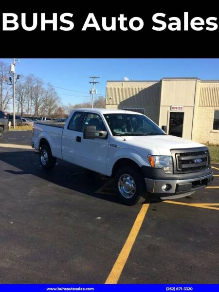 2014 Ford F-150 for sale at Buhs Auto Sales in Kenosha WI