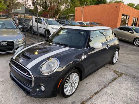 2015 MINI Hardtop 2 Door for sale at Kings Auto Group in Tampa FL