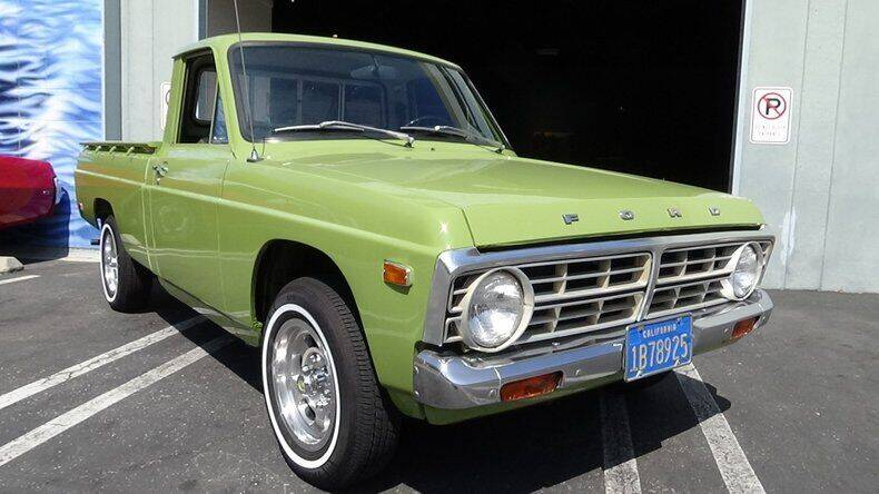 1975 Ford Courier for sale in Laguna Beach, CA