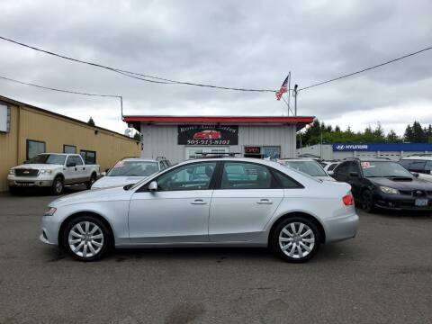 2012 Audi A4 for sale at Ron's Auto Sales in Hillsboro OR