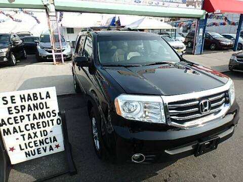 2012 Honda Pilot for sale at Cedano Auto Mall Inc in Bronx NY