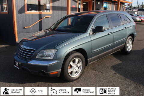 2006 Chrysler Pacifica for sale at Sabeti Motors in Tacoma WA