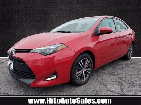 2017 Toyota Corolla for sale at BuyFromAndy.com at Hi Lo Auto Sales in Frederick MD