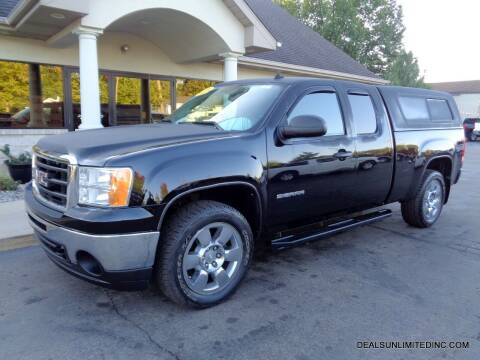2011 GMC Sierra 1500 for sale at DEALS UNLIMITED INC in Portage MI