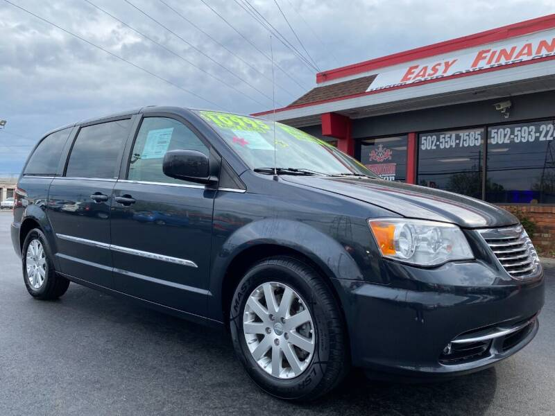 2014 Chrysler Town and Country for sale at Premium Motors in Louisville KY