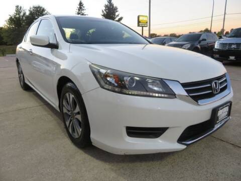 2014 Honda Accord for sale at Import Exchange in Mokena IL