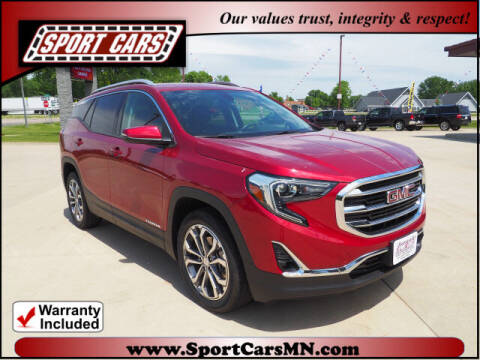 2019 GMC Terrain for sale at SPORT CARS in Norwood MN