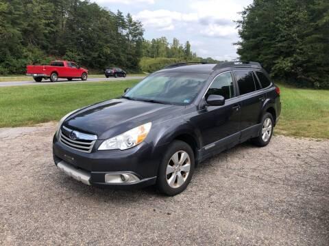 2012 Subaru Outback for sale at Elite Auto Sports LLC in Wilkesboro NC
