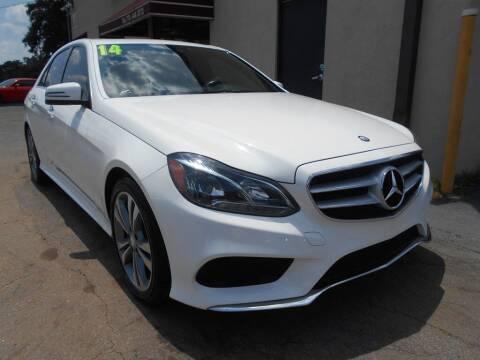 2014 Mercedes-Benz E-Class for sale at AutoStar Norcross in Norcross GA