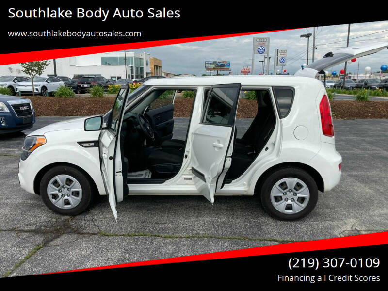 2012 Kia Soul for sale at Southlake Body Auto Sales in Merrillville IN