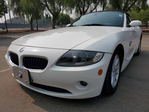 2005 BMW Z4 for sale at ALL CREDIT AUTO SALES in San Jose CA