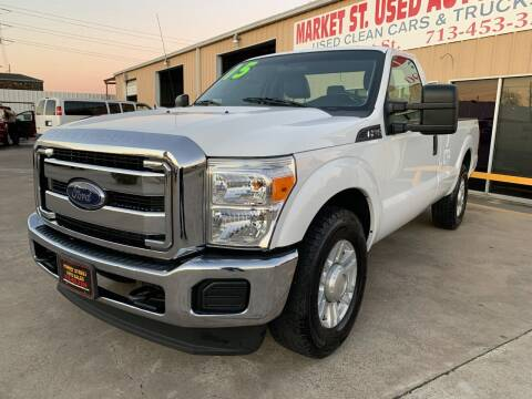 2015 Ford F-350 Super Duty for sale at Market Street Auto Sales INC in Houston TX