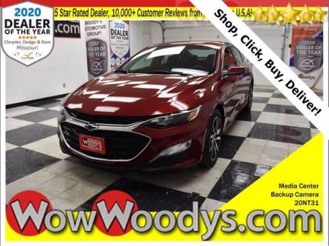 2020 Chevrolet Malibu for sale at WOODY'S AUTOMOTIVE GROUP in Chillicothe MO