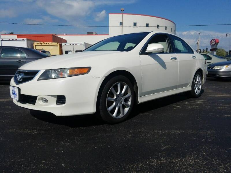 2006 Acura TSX for sale at THE AUTO SHOP ltd in Appleton WI