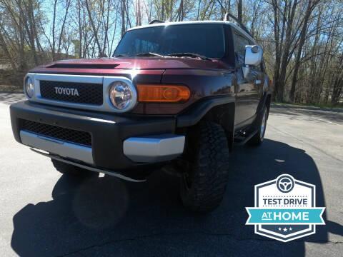 2007 Toyota FJ Cruiser for sale at StarCity Motors LLC in Garden City ID