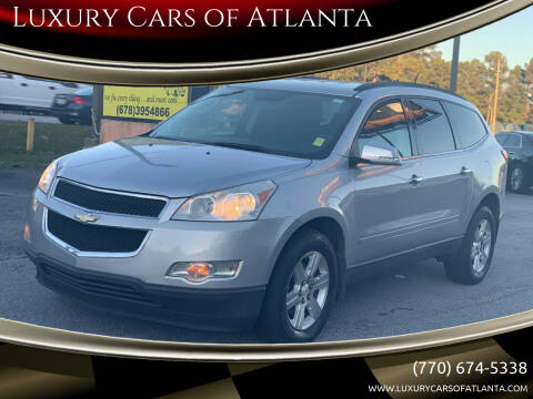 2011 Chevrolet Traverse for sale at Luxury Cars of Atlanta in Snellville GA